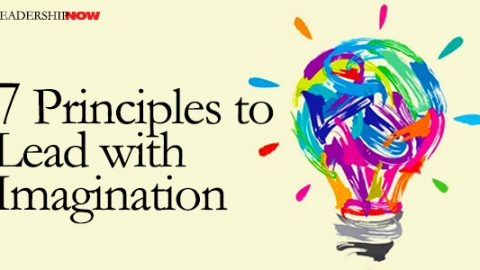 7 Principles to Lead with Imagination