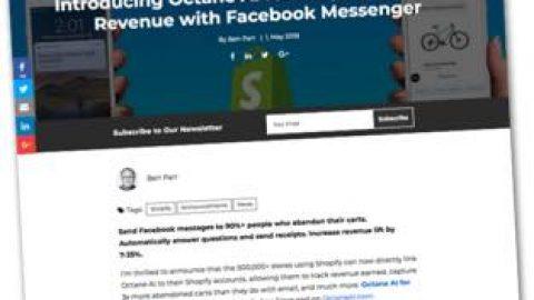 New Conversational Commerce App Increases Online Sales